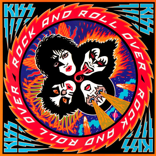 First Additional product image for - KISS Rock And Roll Over (1997) (RMST) (MERCURY RECORDS) 320 Kbps MP3 ALBUM