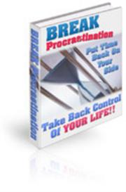 Break Procrastination | Audio Books | Self-help