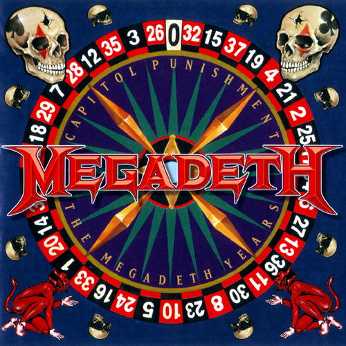 First Additional product image for - MEGADETH Capitol Punishment: The Megadeth Years (2000) (RMST) (CAPITOL RECORDS) (14 TRACKS) 320 Kbps MP3 ALBUM