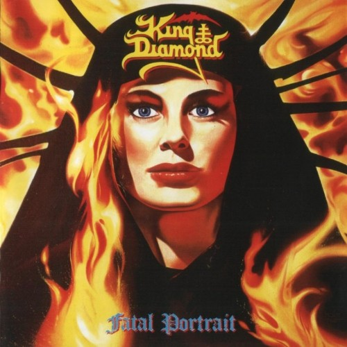First Additional product image for - KING DIAMOND Fatal Portrait (1986) (ROADRUNNER RECORDS) (IMPORT) (GERMANY) (1 EXTRA TRACK) 320 Kbps MP3 ALBUM