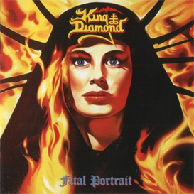 KING DIAMOND Fatal Portrait (1986) (ROADRUNNER RECORDS) (IMPORT) (GERMANY) (1 EXTRA TRACK) 320 Kbps MP3 ALBUM | Music | Rock
