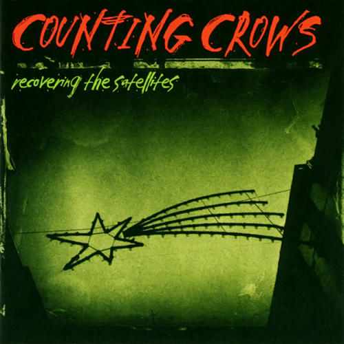 First Additional product image for - COUNTING CROWS Recovering The Satellites (1996) (GEFFEN RECORDS) 320 Kbps MP3 ALBUM