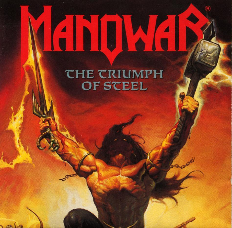 First Additional product image for - MANOWAR The Triumph Of Steel (1992) (ATLANTIC RECORDS) (8 TRACKS) 320 Kbps MP3 ALBUM
