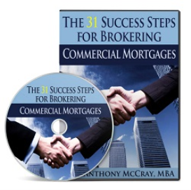 Audio Coaching Session + How to Broker Commercial Loans eBook