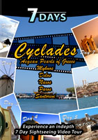 7 Days  CYCLADES Greece Aegean Pearls of Greece | Movies and Videos | Special Interest