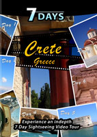 7 days  crete greece crete