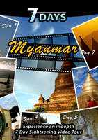 7 Days  MYANMAR Burma | Movies and Videos | Action