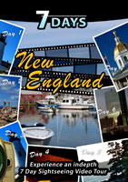 7 days  new england u.s.a.