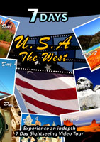 7 days  u.s.a. the west