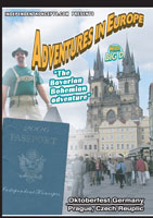 Adventures in Europe  The Bavarian Bohemian Adventure Oktoberfest Germany, Prague, Czech Republic Vol. 3 | Movies and Videos | Action