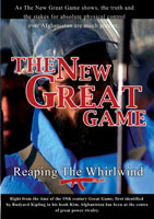 the new great game  reaping the whirlwind