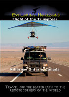 Exploring Horizons Flight of the Trumpteer - Killarney Ontario, Canada | Movies and Videos | Action