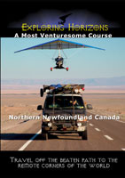 Exploring Horizons A Most Venturesome Course - Northern Newfoundland Canada | Movies and Videos | Action