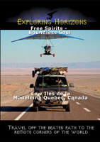 Exploring Horizons Free Spirits -  Boundless Soul - Lew Iles de la Madeleine Quebec, Canada | Movies and Videos | Action