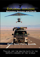 Exploring Horizons Between Heaven and Earth - Mont-Saint Pierre Quebec | Movies and Videos | Action