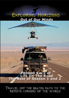 Exploring Horizons Out of Our Minds - 80000 Km's of Life On The Road The Best of Season 1 and 2 | Movies and Videos | Action
