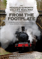 The Keighley & Worth Valley Railway From The Footplate | Movies and Videos | Action