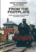 The West Somerset Railway From The Footplate | Movies and Videos | Action