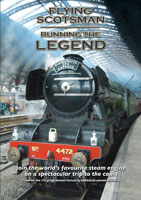 Flying Scotsman Running The Legend | Movies and Videos | Action