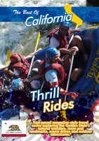 The Best of California  Thrill Rides | Movies and Videos | Action