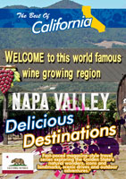 The Best of California  Delicious Destinations | Movies and Videos | Action