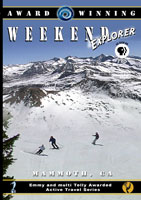 Weekend Explorer  Mammoth, California | Movies and Videos | Action