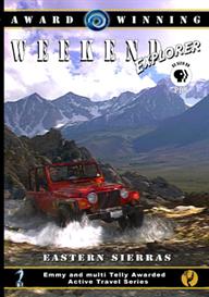 Weekend Explorer  Eastern Sierras, California   Movies and Videos   Action