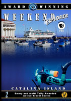 Weekend Explorer  Catalina Island, California | Movies and Videos | Action
