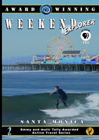 Weekend Explorer  Santa Monica, California | Movies and Videos | Action
