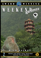 Weekend Explorer  Wild Taiwan | Movies and Videos | Action