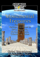 Cosmos Global Documentaries  MONUMENTAL TREASURES OF THE WORLD! Episode 2 | Movies and Videos | Action