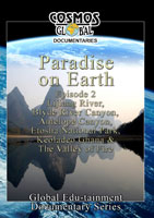 Cosmos Global Documentaries  PARADISE ON EARTH Episode 2 | Movies and Videos | Action
