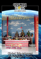 Cosmos Global Documentaries  TAIWAN Gods, Spirits And Pagodas | Movies and Videos | Action