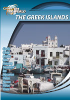 Cities of the World  THE GREEK ISLANDS Greece | Movies and Videos | Action