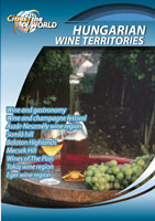 cities of the world  hungarian wine territories hungary