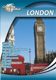 Cities of the World  LONDON United Kingdom | Movies and Videos | Action