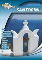 Cities of the World  SANTORINI Greece | Movies and Videos | Action