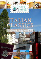 Culinary Travels  Italian Classics Italy-Pio Cesare Winery-Piedmont/Il Poggione Winery-Tuscany | Movies and Videos | Action
