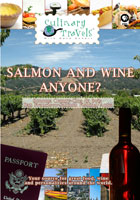 Culinary Travels  Salmon and wine anyone? Sonoma County-Clos du Bois/San Francisco-Salmon Fishing/Aqua | Movies and Videos | Action