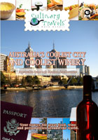 Culinary Travels  Australia's Coolest City and Coolest Winery Australia-Banrock Station/Melbourne | Movies and Videos | Action