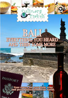 Culinary Travels  Bali-Everything you heard and then some | Movies and Videos | Action