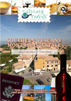 Culinary Travels  Southern Tuscany-Montalcino-Style Montalcino, Tuscany | Movies and Videos | Action