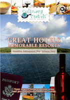 Culinary Travels  Great Hotels-Memorable Resorts | Movies and Videos | Action