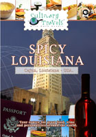 Culinary Travels  Spicy Louisiana | Movies and Videos | Action