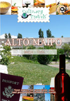 Culinary Travels  Alto Maipo-Santa Rita, Carmen, Concha y Toro, Cousino-Macul | Movies and Videos | Action