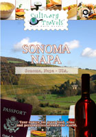 Culinary Travels  Sonoma/Napa-J., Domaine Carneros, Sonoma Cutrer, & Rodney Strong   Movies and Videos   Action