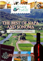 Culinary Travels  The Best of Napa and Sonoma-Stags' Leap Wine Cellars, B.R. Cohn, Ravenswood, Carneros Inn, Hotel Healdsburg   Movies and Videos   Action
