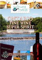 Culinary Travels  Ontario-Fine Wine-Super Spirit-Canadian Mist Whiskey-Prince Edward County | Movies and Videos | Action