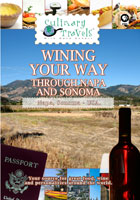 Culinary Travels  Wining your way through Napa and Sonoma | Movies and Videos | Action