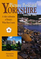 Picture Postcard Yorkshire Volume Two (PAL) | Movies and Videos | Action